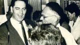 פרנס חריטסן והרי אשר, ביקור ההולנדים בארץ 1964