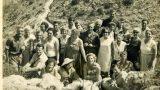 """חברי """"קבוצת ווסטרוויל"""" בסיור בארץ בעת ביקור החברים ההולנדים- קיץ 1964"""